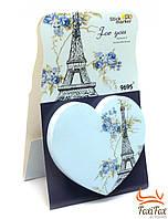 Стикеры в форме сердечка Paris