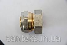 Сгон металлопластиковый диаметр 26 х 1 внутренняя резьба