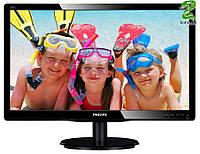 """Philips 19.53"""" 200V4QSBR/00 MVA Black"""