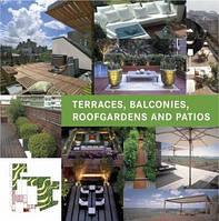 Terraces, balconies, roofgardens and patios.Террасы, балконы, внутренние дворики и сады на крыше. Автор: Mart