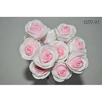 Шпильки Розы свадебные