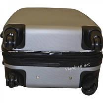Комплект пластиковых чемоданов Gravitt 866, фото 3