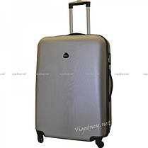 Комплект пластиковых чемоданов Gravitt 866, фото 2