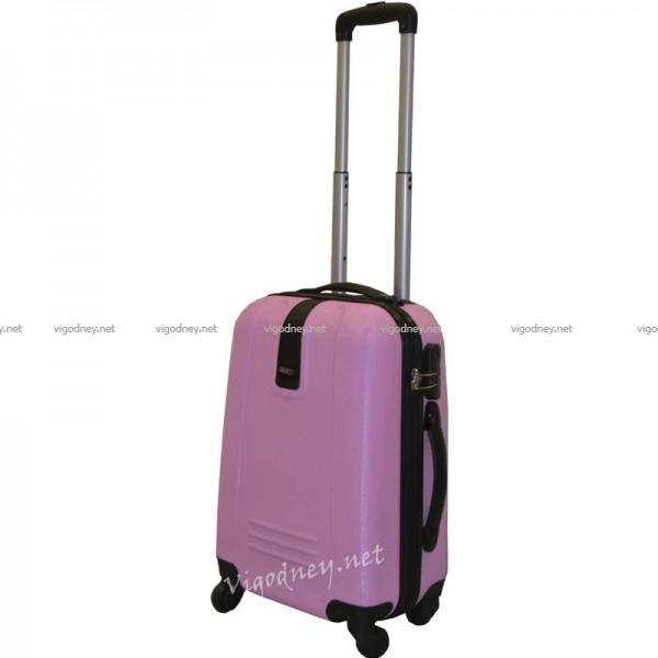 Пластиковый чемодан Gravitt 168-20 (30л)