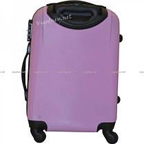 Пластиковый чемодан Gravitt 168-20 (30л), фото 2