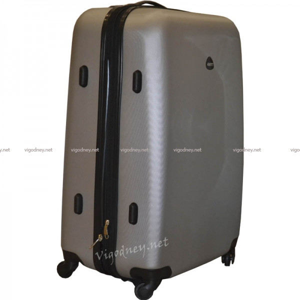 Пластиковый чемодан Gravitt 866-24 (61/73л)