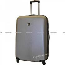 Пластиковый чемодан Gravitt 866-24 (61/73л), фото 3