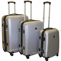Пластиковый чемодан Gravitt 866-28 (86/100л), фото 2