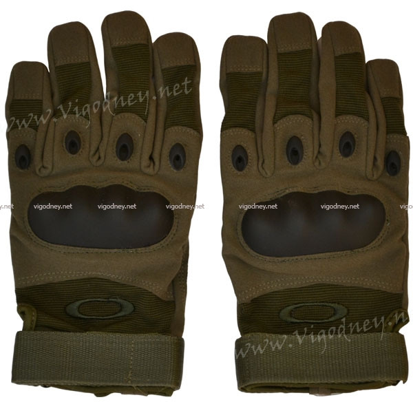 Перчатки армейские тактические