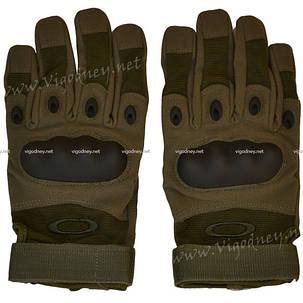 Перчатки армейские тактические, фото 2