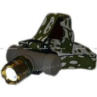 Налобный аккумуляторный фонарь BAILONG BL-6866
