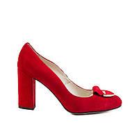 Туфли женские кожаные Lider 2898.35, фото 1