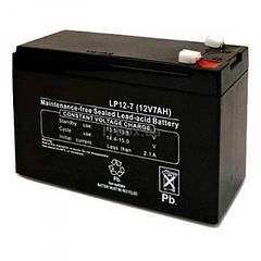 Аккумуляторы для охранной сигнализации