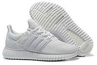 Adidas Yeezy Ultra Boost белые, фото 1