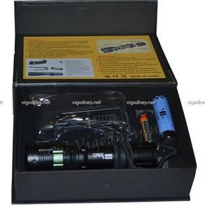 Фонарь аккумуляторный BAILONG T-8455, фото 2