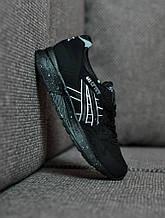 Кроссовки Asics черные, мужские кеды