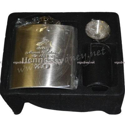 Карманная фляга 210мл (набор), фото 2