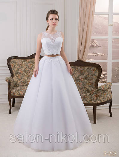 Свадебное платье S-222