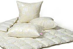 Одеяла, подушки, покрывала, наматрасники