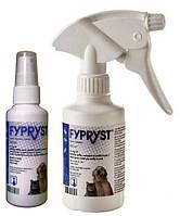 KRKA Fiprist (Фиприст) Спрей от блох и клещей для собак и кошек