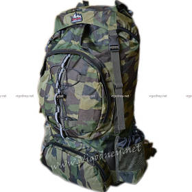 Рюкзак  KBN 75L камуфляжный