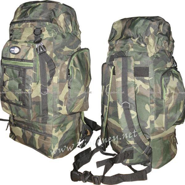 Рюкзак DZ 60L камуфляжный