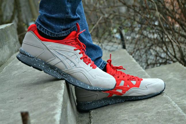 Серые кроссовки Asics, мужские модные кроссовки, фото 2