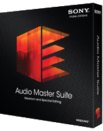 Sony Audio Master Suite - Upgrade from any version of Sound Forge Pro or SpectraLayer Pro (Sony)