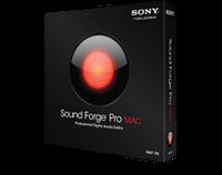 Sony Sound Forge Pro Mac 2 (Sony)