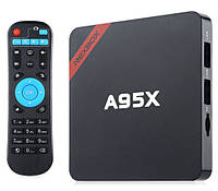 Медиа-плеер A95X mini Nexbox, Android 6.0, S905X Quad core 64Bit 4К 2.0GHz, 2Gb/16Gb
