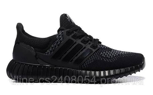 Adidas Yeezy Ultra Boost чёрные