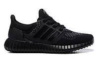 Adidas Yeezy Ultra Boost чёрные, фото 1