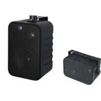 Настенный трансляционный громкоговоритель (колонка) MSBPA4 BLACK 100V  25W(50 max ) 70/100V черная
