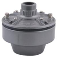 Всепогодный драйвер для низко-омного оповещения TSU120 Мощность:120W