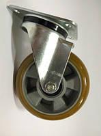 Алюминиевое колесо с полиуретановым протектором AU-серии