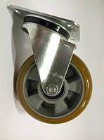 Алюмінієве колесо з поліуретановим протектором AU-серії