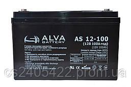 Аккумуляторная батарея AS12-100 GEL