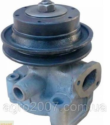 Насос водяной ЮМЗ со шкивом Д11-С12-Б3 СБ