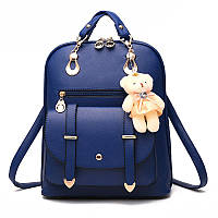 Рюкзак женский Candy Bear dark blue