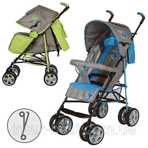 Детская коляска-трость BAMBI (M 2108-2) G (Зеленый)
