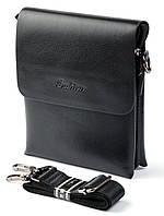 Мужская сумка через плечо   Fashion, 5009-1 black