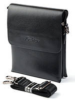 Мужская сумка через плечо   Fashion, 5009-1 black, фото 1