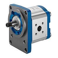 Гидромоторы Bosch Rexroth  AZMF шестеренные с внешним зацеплением (Рексрот)