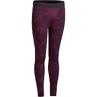Компрессионные штаны мужские для спорта Domyos MUSCLE+ камуфляжные