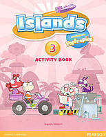 Islands 3 Activity Book + PinCode