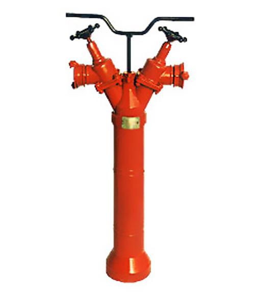 Гидранты пожарные, подставки, колонки