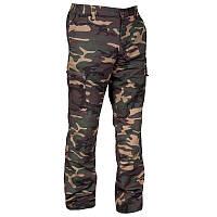 Штаны, брюки мужские охотничьи Solognac STEPPE 300, камуфляжные