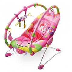 """Массажное кресло """"Маленькая принцесса"""" Tiny Love"""