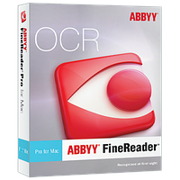 UPGRADE ABBYY FineReader Pro for Mac  (download лицензия) (ABBYY Ukraine)