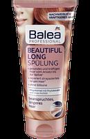 Профессиональный бальзам -ополаскиватель для длинных волос  Balea Professional Beautiful Long